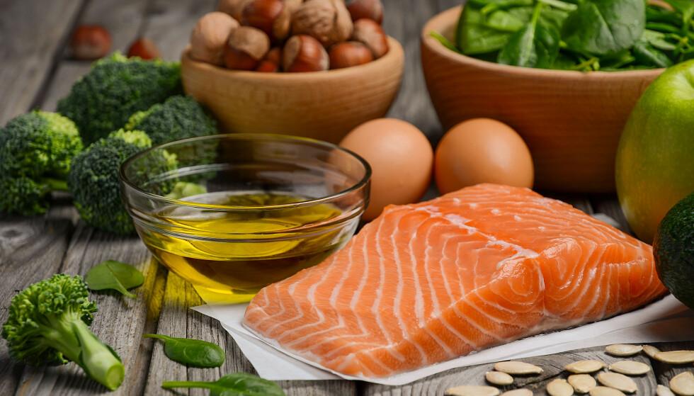 BRA FOR HELSA: Enkelte matvarer er forbundet med bedre helse, mens andre matvarer har stikk motsatt effekt. Foto: NTB Scanpix