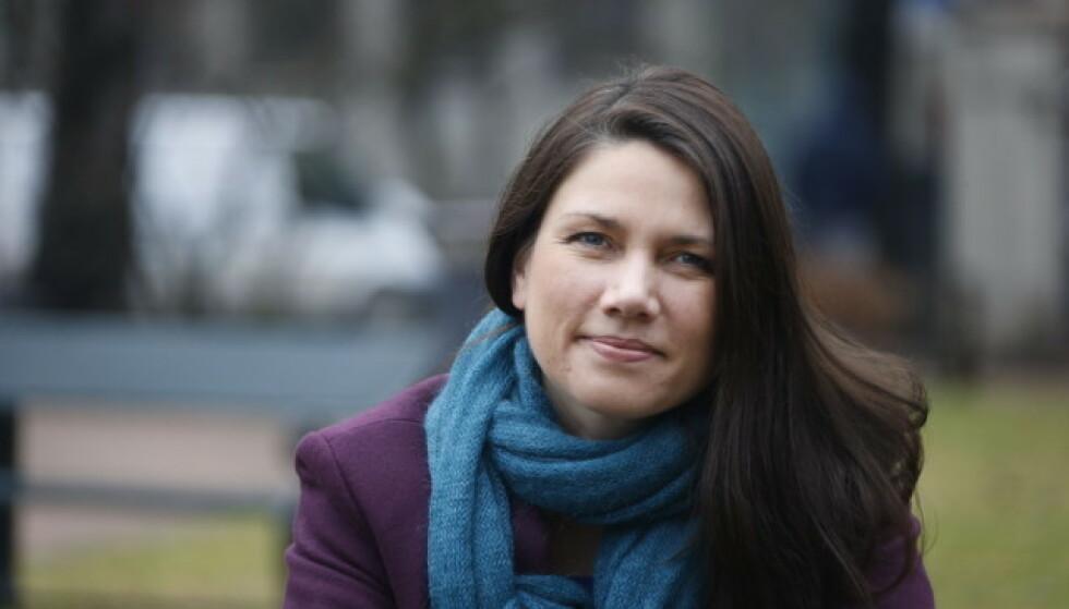 DELT: Heidi Nordby Lunde (H) mener det er greit å skynde på utredningen, men er ikke overbevist om at NAV-ombud skal innføres som en egen funksjon av den grunn.