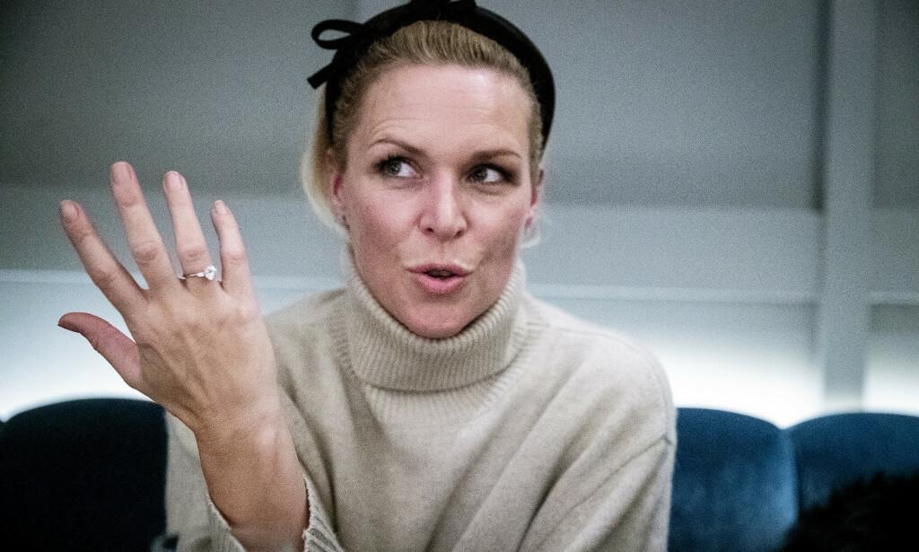 PERSONLIG: - Når du står midt oppe i noe, kan det føles rått å fortelle om det. Foto: Bjørn Langsem / Dagbladet