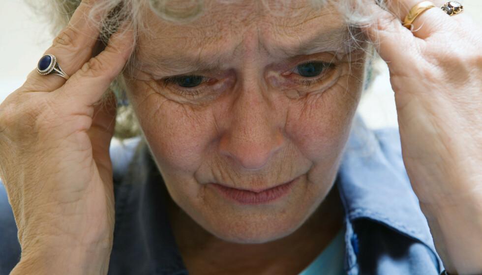 RETTER SEG MOT ELDRE: - Svindlerne retter seg mot eldre personer med dårlige digitale ferdigheter, sier leder for svindel- og bedrageribekjempelse i DNB, Terje Aleksander Fjeldvær. Illustrasjonsfoto: John Birdsall / REX / NTB scanpix