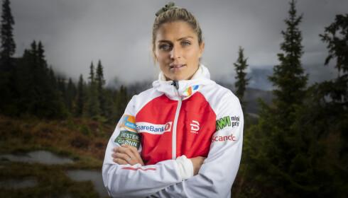 NY STANDARD: Therese Johaug har forandret sporten på en måte som har gitt Nathalie von Siebenthal problemer. Foto: Bjørn Langsem / Dagbladet