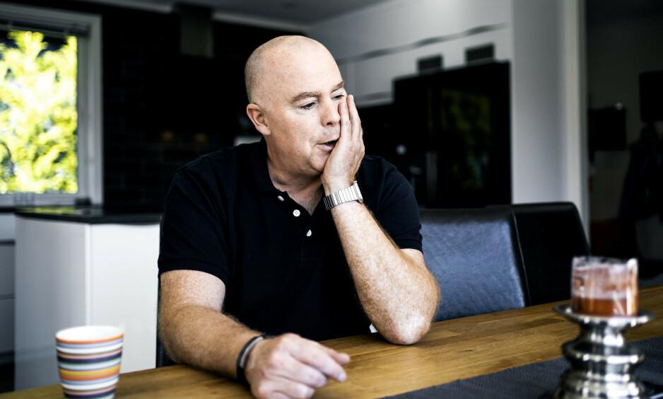 HAVNET PÅ LEGEVAKTA: «Skal vi danse» ble en smertefull affære for Jan Tore Kjær. Foto: John Terje Pedersen / Dagbladet