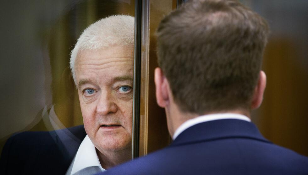 «NÅR SOM HELST»: Russlands utenriksminister Sergej Lavrov sier at spiondømte Frode Berg (64) kan komme hjem «når som helst». Foto: Henning Lillegård / Dagbladet