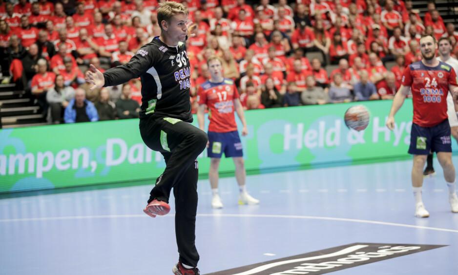 REDDET: Kristian Sæverås . Foto: Vidar Ruud / NTB scanpix