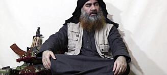 Informant stjal IS-lederens undertøy
