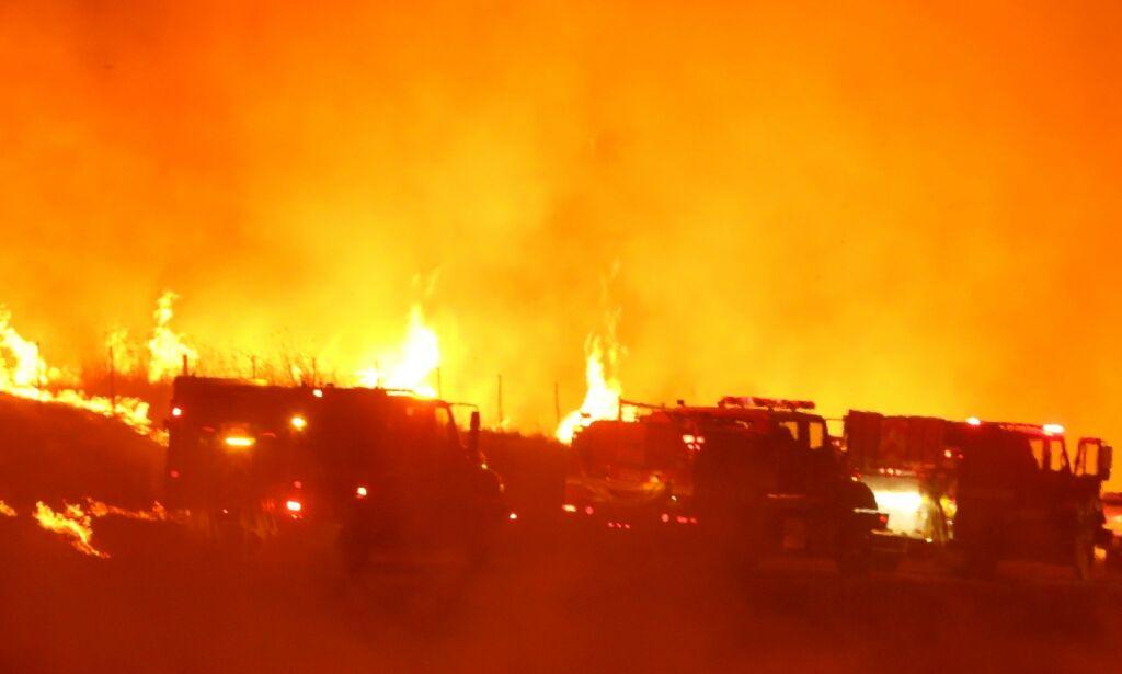 image: Erklærer krise i California