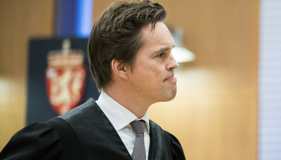 BEKLAGER: - Vi skal alle klandres, sier Marius Dietrichson i Advokatforeningen. Foto: Håkon Mosvold Larsen / NTB scanpix