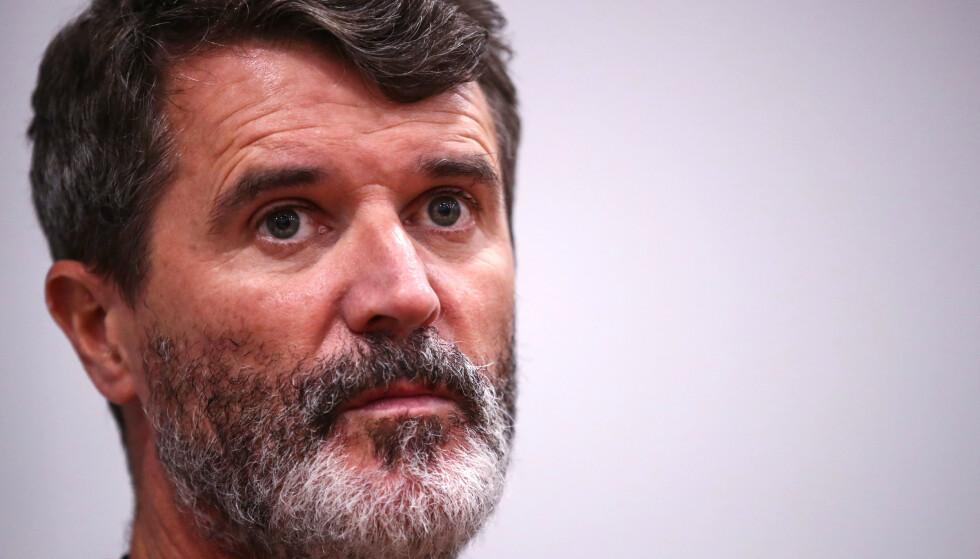 NEI TIL ERIKSEN: Roy Keane mener ikke at Christian Eriksen vil gjøre Manchester United til et bedre lag. Foto: James Crombie / INPHO / REX / NTB Scanpix