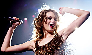 ANKLAGES: Taylor Swift må likevel i retten for beskyldninger om plagiat. Foto: Lars Eivind Bones
