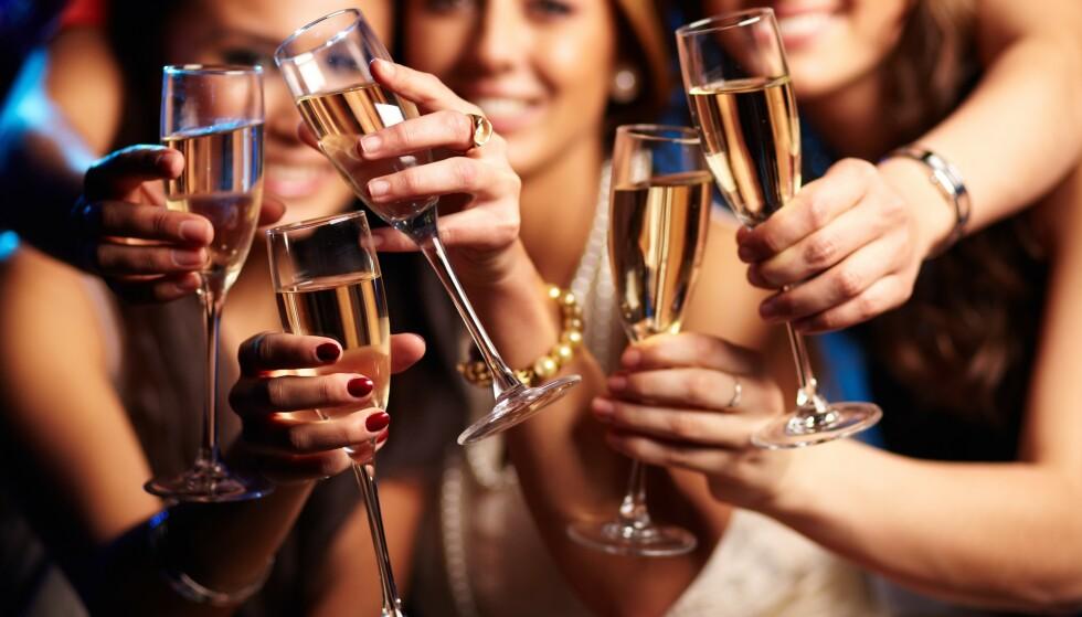 VELLYKKEDE BOBLER: Blant de nye musserende på Polet finner vi vellykkede varianter av PetNat, australsk musserende og småprodusenter av Champagne. Foto: Shutterstock / NTB Scanpix