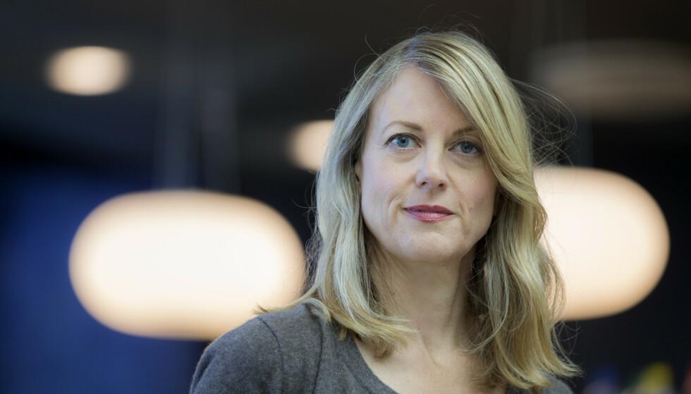 RELEVANT: Helene Uris nye roman for ungdom har en relevant tematikk, men formen knaker litt i sammenføyningene. Foto: NTB SCANPIX
