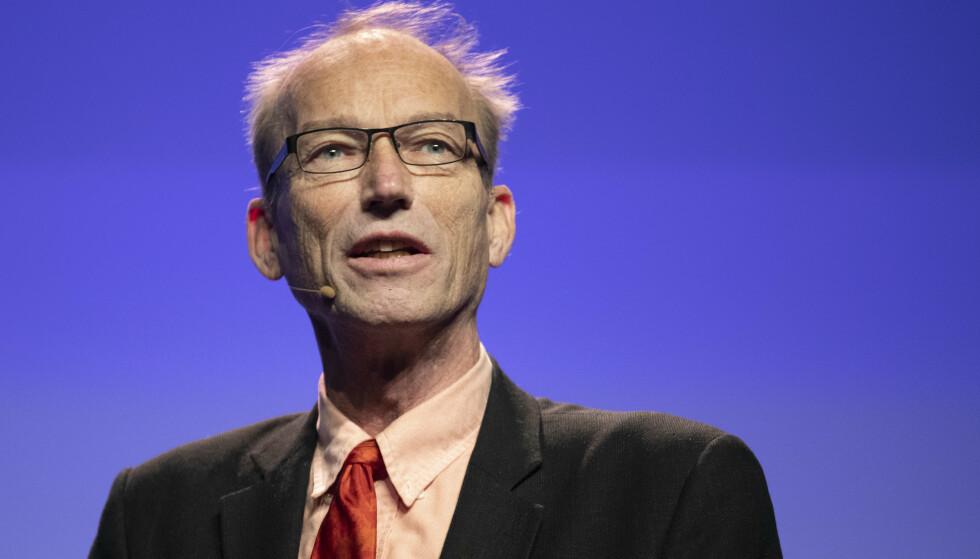 HOVEDPERSON: Thomas Hylland Eriksen er hovedperson i den nye samtaleboka til Dag Herbjørnsrud. Foto: NTB SCANPIX
