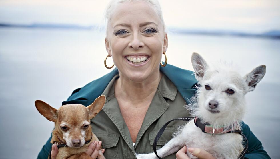 SKATTER: - Jeg spurte psykologen min om hvordan det er i forhold til sykmelding når hunder dør - om jeg eventuelt kan juge å si at det er noen veldig nære familien som har gått bort. Svaret var nei.