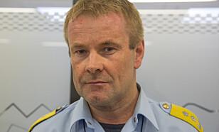 TOK GREP: Einar Sparboe Lysnes, påtaleansvarlig i Troms politidistrikt, tok affære da Nav-skandalen sprakk mandag. Foto: Jan-Morten Bjørnbakk / NTB Scanpix