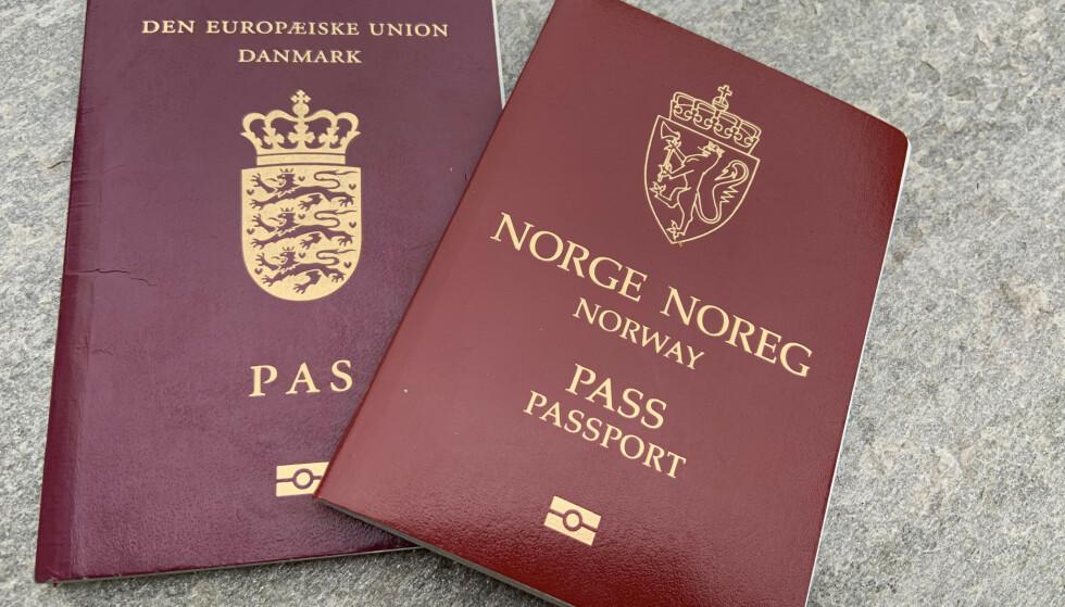 DOBBELT STATSBORGERSKAP: Stortinget vedtok i fjor regjeringens forslag om å åpne for dobbelt statsborgerskap. Foto: Erik Johansen / NTB scanpix