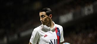 Bunnlaget Dijon rystet PSG-stjernene