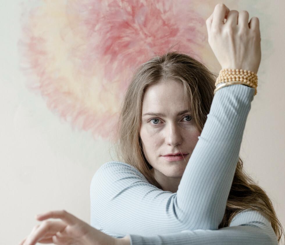 IMPONERER: Signe Marie Rustad imponerer stort på sitt tredje album, «When Words Flew Freely». Foto: Marthe Amanda Vannebo