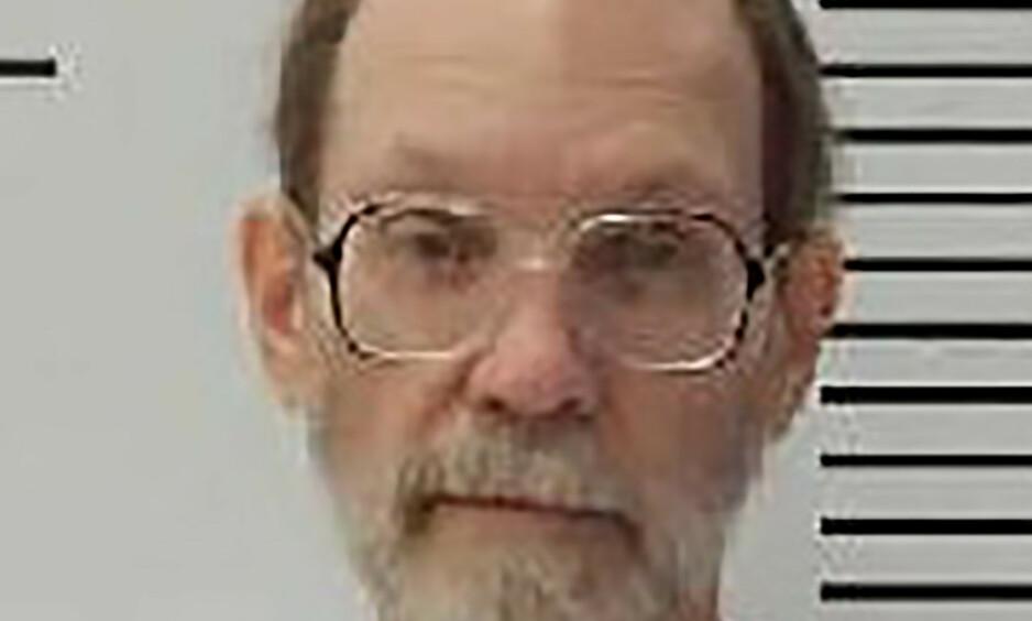 DØMT TIL DØDEN: Charles Rhines. Foto: South Dakota Department of Corrections via AP