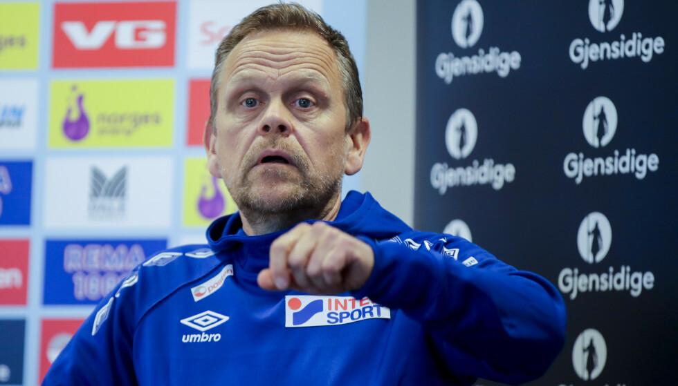 UTTAK: Thorir Hergeirsson tar med seg en VM-tropp uten mange profiler til Japan. Foto: Vidar Ruud / NTB scanpix