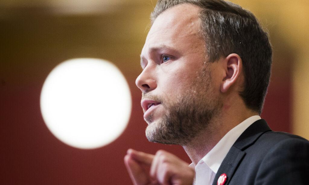 image: Lysbakken foreslår tillitsreform av Nav