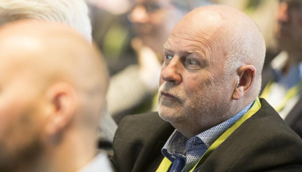 SÅ SOM I HIMMELEN: TV-pastor Jan Hanvold, fra Visjon Norge, tjente 1,5 millioner i fjor. Foto: Håkon Mosvold Larsen / NTB scanpix