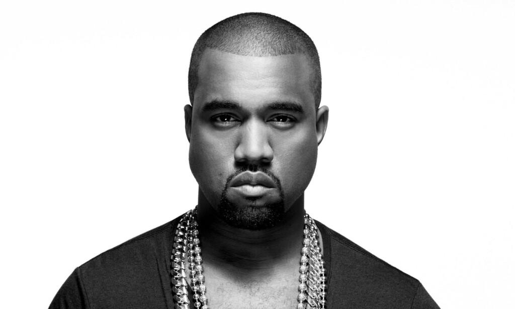 EGOFRITT: Kanye West gir slipp på sitt velkjente ego på albumet «Jesus Is King» Foto: Universal Music