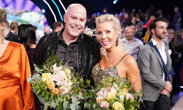 UTE: Tidligere i høst imponerte Jan Tore og Tone på parketten i «Skal vi danse», men måtte forlate konkurransen i program fem. Foto: Espen Solli / TV 2