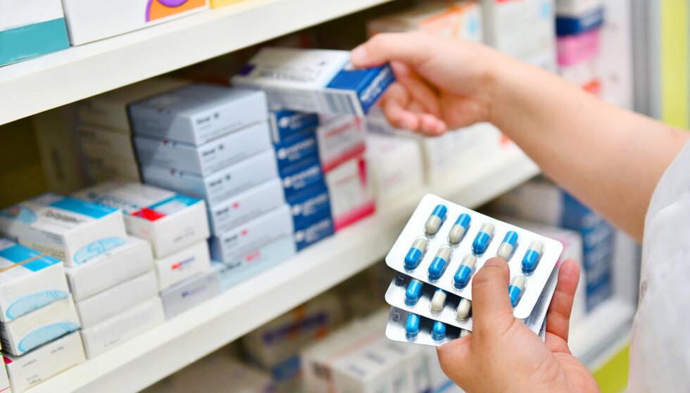 NYE LEGEMIDLER: Ja, det er industrien som gjør det meste av legemiddelforskningen. Det er fordi det er legemiddelindustrien som utvikler nye legemidler, skriver innsenderen. Foto: Shutterstock / NTB Scanpix