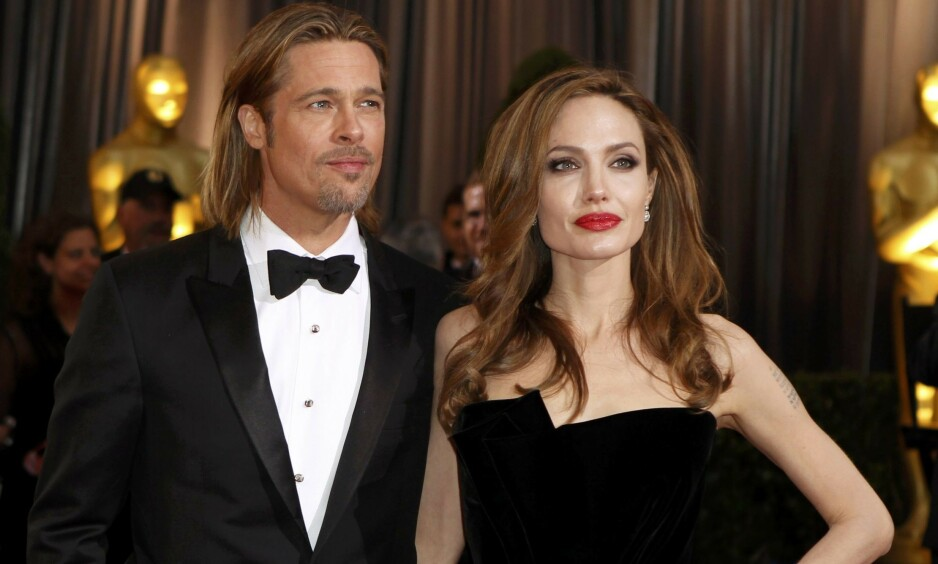 BRUDDET: Da Brad Pitt og Angelina Jolie gikk hver til sitt i 2016, var det nok mange som måpte. Nå snakker Jolie ut om hvordan de siste fire åra har vært for henne. Foto: NTB scanpix