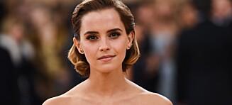 Emma Watson snakker ut