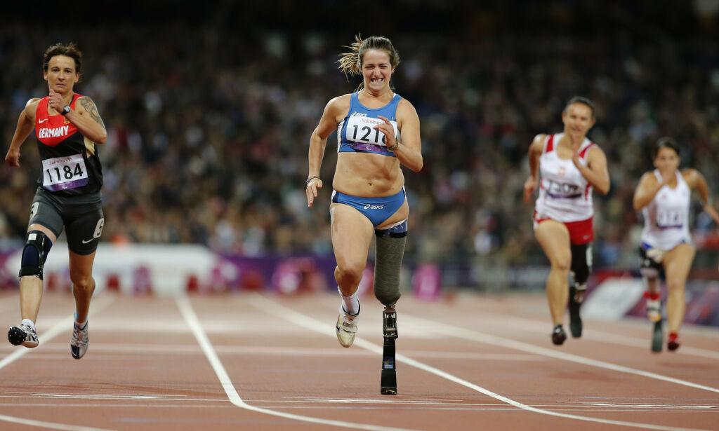 image: Italiensk Paralympics-helt dopingtatt