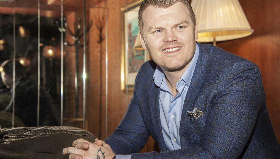 SATSER SOM TRENER: John Arne Riise. Her fra et intervju med Dagbladet på tampen av fjoråret. Foto: Hans Arne Vedlog / Dagbladet