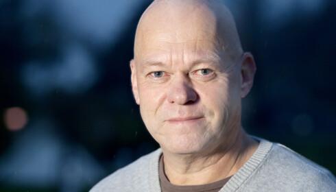 MANER TIL EDRUELIGHET: Bård Morten Johansen, seniorrådgiver i Trygg Trafikk. Foto: Trygg Trafikk