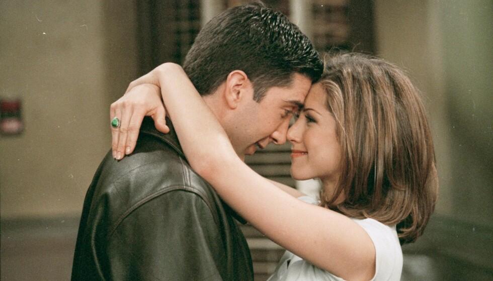 HEI SVEIS: Denne sveisen ble en umiddelbar suksess da Jennifer Aniston dukket opp med den i «Friends». Foto: TVNorge / Warner Bros