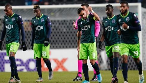 VISTE KLASSE: Glohete Bruno Fernandes satte Rosenborg på plass i kveld. Foto: Ole Martin Wold / NTB scanpix