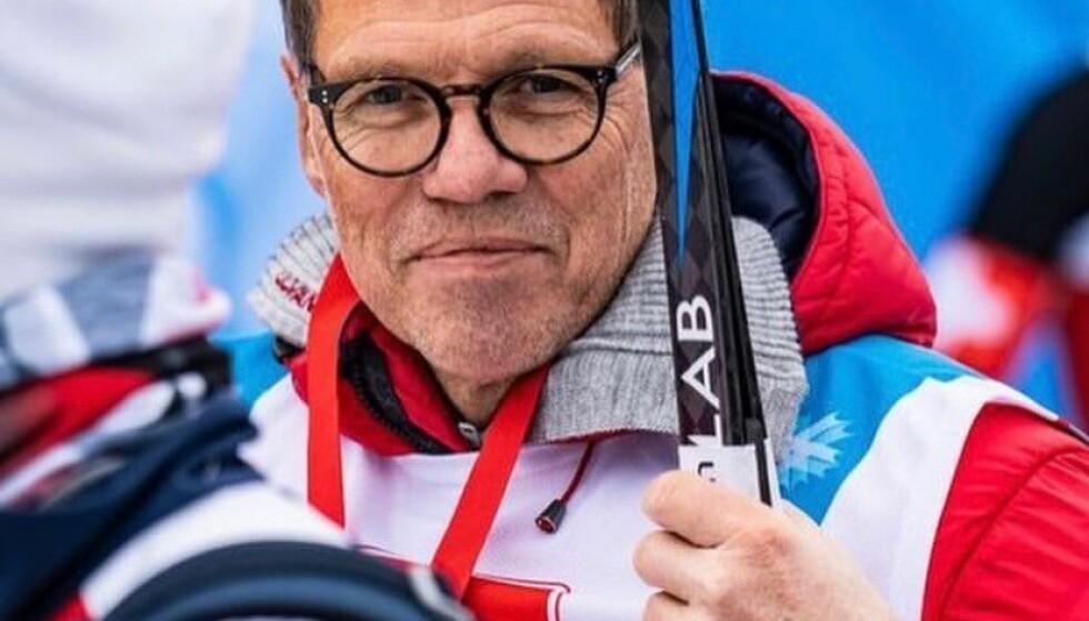 FLERE ANFALL: Kjetil Bratlie er en annen amatørsmører som forteller om helseplager knyttet til skismøring. Foto: Privat
