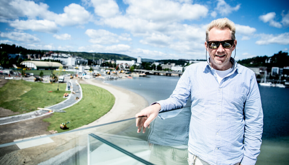 KONKURS: Toffen Gunnufsen ledet Skral-festivalen. Foto: Thomas Rasmus Skaug / Dagbladet