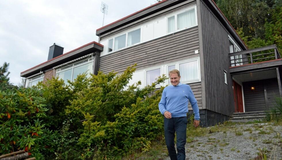 Kronisk sykdom: John Wiig Nordby har hatt helseutfordringer. Han mener skismøringen kan ha hatt medvirkende årsak til det. Foto: Romsdals Budstikke