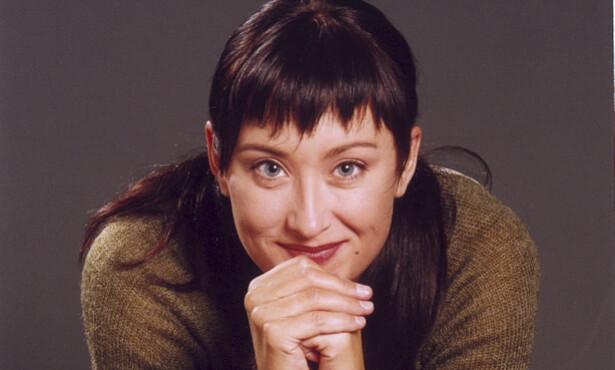 BARNE- OG UNGDOMSPROGRAMMER: Stine Buer var mye å se i programmer for barn og unge på NRK. Foto: NRK