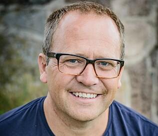 IKKE OVERRASKET: Vegard Stenberg Eriksen i NRK. Foto: NRK