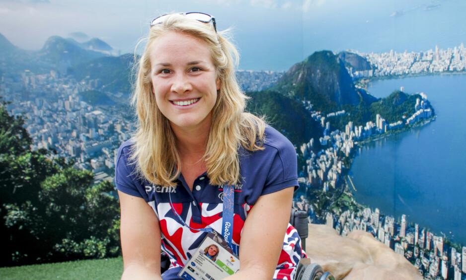 SATSER FULLT: Karrieren har virkelig satt fart for Birgit Skarstein de siste åra, men også privat smiler lykken. Bryllup må imidlertid vike for andre planer. Foto: NTB Scanpix