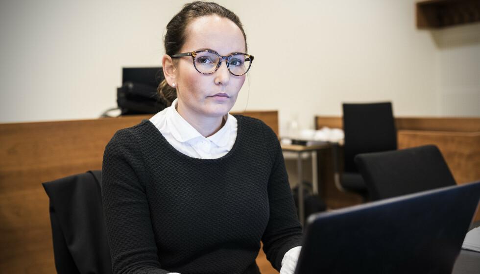 BISTÅR FORNÆRMET: Line Støen Thoresen er bistandsadvokat for den 34-årige kvinnen. Foto: Ralf Lofstad / Dagbladet