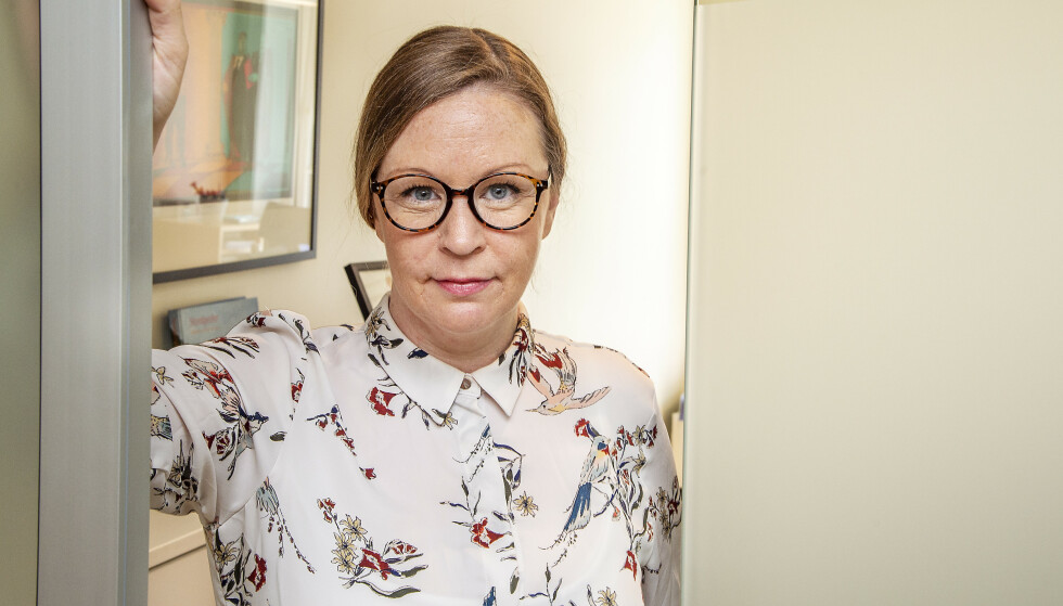 KRITISK: Barnevernsadvokat Rikke Arnesen i advokatfirmaet Furuholmen Dietrichson reagerer. Foto: Hans Arne Vedlog