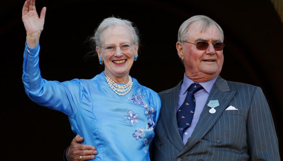 2010: Dronning Margrethe og prins Henrik under dronningens 70-årslag. Foto: Håkon Mosvold Larsen / NTB Scanpix