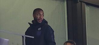 Sterling reagerer kraftig