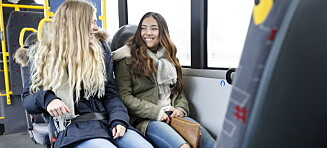 Gratis bussreiser til februar