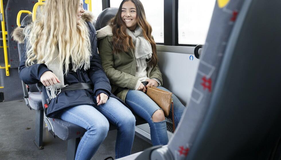 GRATIS: De siste tre månedene har det vært gratis å reise med buss i Moss og Rygge. Nå kommer tilbudet til Fredrikstad. Foto: Illustrasjonsfoto / Gorm Kallestad / NTB scanpix