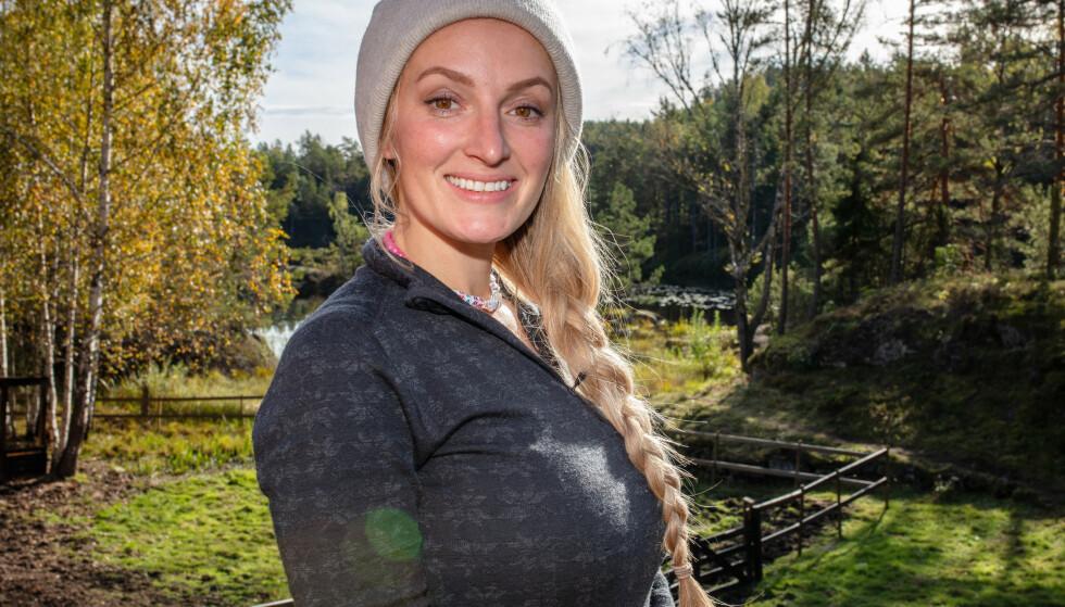 NY SJANSE: Ingebjørg Monique Haram (31) gikk seirende ut av «Torpet». Foto: TV 2