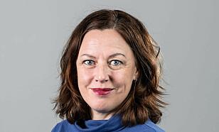 ETTERLYSER TILTAK: Karin Yrvin, fagsjef i Opplysningsrådet for veitrafikken. Foto: OFV