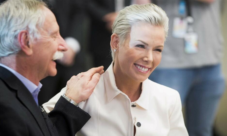 PRISVINNER: Gunhild Stordalen mottok i natt en prestisjetung pris for sitt arbeid med EAT Forum. Her er hun avbildet tidligere i år. Foto: NTB Scanpix